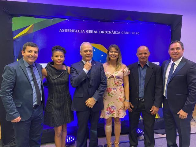 Rondônia se fortalece na administração nacional da Confederação Brasileira do Desporto Escolar  - Gente de Opinião