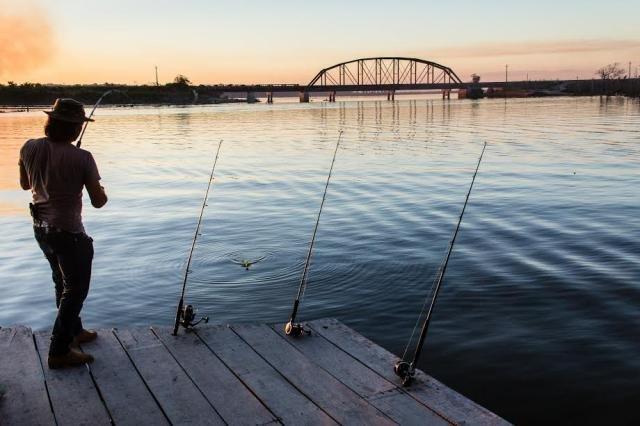 """Foto """"Pesca esportiva na região de Jacy Paraná"""", distrito de Porto Velho - Gente de Opinião"""