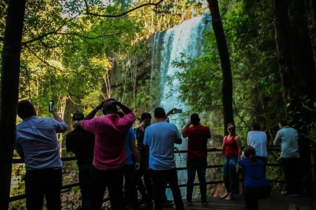 Vale das Cachoeiras é um dos destinos da servidora Vanessa Porto - Gente de Opinião
