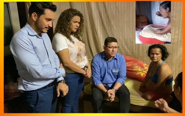 Um assaltante de dez anos de idade + O PP tem Cristiane Lopes e vai com ela! + Dona Cleomar, sem pés e sem mãos, já não está abandonada - Gente de Opinião
