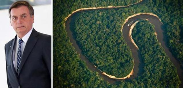 Presidente Bolsonaro assina projeto que libera garimpo em terras indígenas - Gente de Opinião