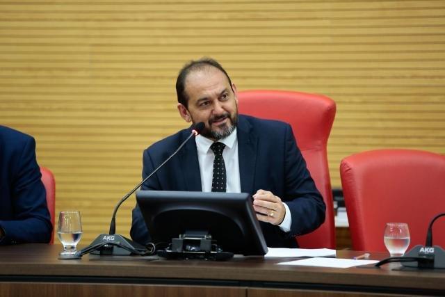 Presidente Laerte Gomes sugere adesão do Governo ao sistema de ensino à distância conforme propõe CIEB - Gente de Opinião