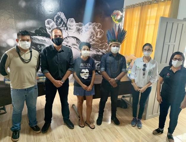 ONG garante doações e alerta para risco de invasores levarem coronavírus às aldeias em Rondônia - Gente de Opinião