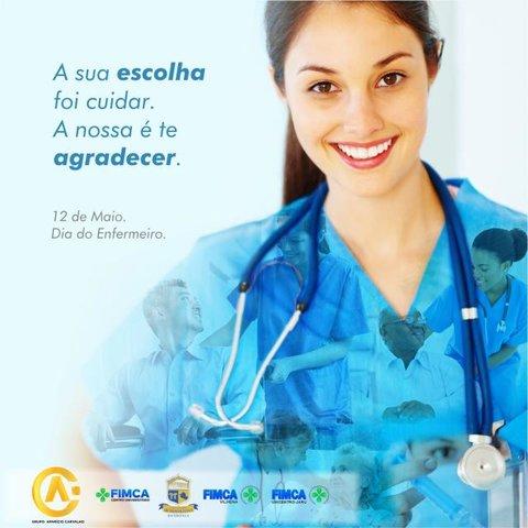 Não a escolhemos, a enfermagem nos escolhe. 12 de Maio dia do Enfermeiro - Gente de Opinião