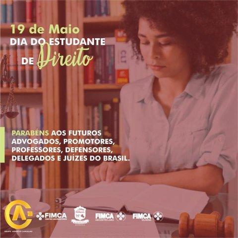 Homenagem ao Dia dos Estudantes de Direito - Gente de Opinião