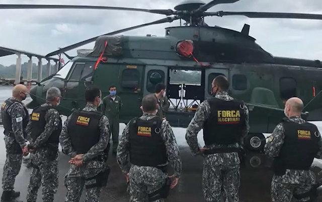 Ministério da Justiça autoriza o uso da força nacional até o fim da Operação Verde Brasil - Gente de Opinião