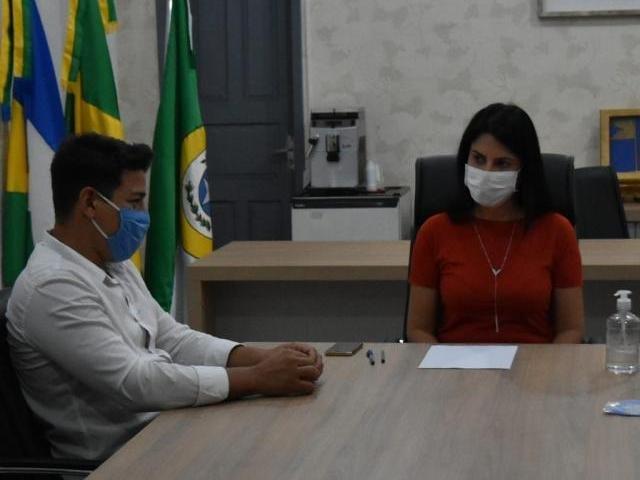 A Prefeitura de Cacoal abrirá licitação para aquisição e instalação de antena de telefonia no distrito de Divinópolis - Gente de Opinião