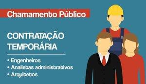 Ministério do Desenvolvimento Regional abre vagas para 249 profissionais temporários - Gente de Opinião