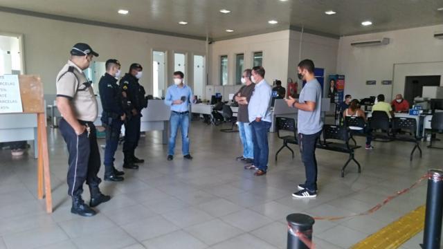 Secretário da Sefin descumpre decreto do Governador de combate a Covid 19 - Gente de Opinião