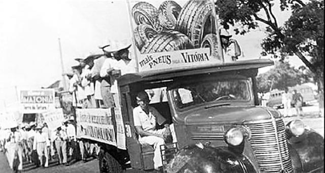 1942: criação da SEMTA - Serviço Especial de Mobilização de Trabalhadores para Amazônia - Gente de Opinião