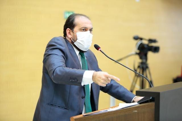 Presidente Laerte Gomes afirma que cobrança de juros no Detran durante a pandemia é vergonhosa - Gente de Opinião