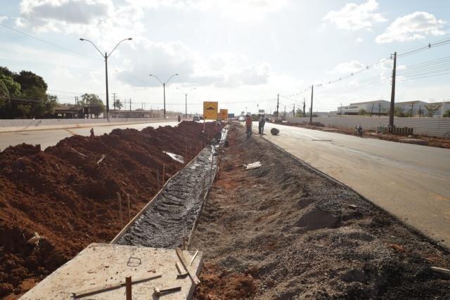 BR 364 - Após pavimentação, Prefeitura de Porto Velho inicia iluminação e sinalização de marginais - Gente de Opinião