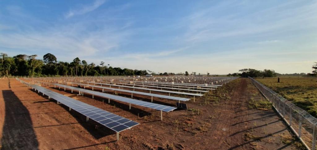 São Francisco recebe as últimas placas solares para usina fotovoltaica  - Gente de Opinião