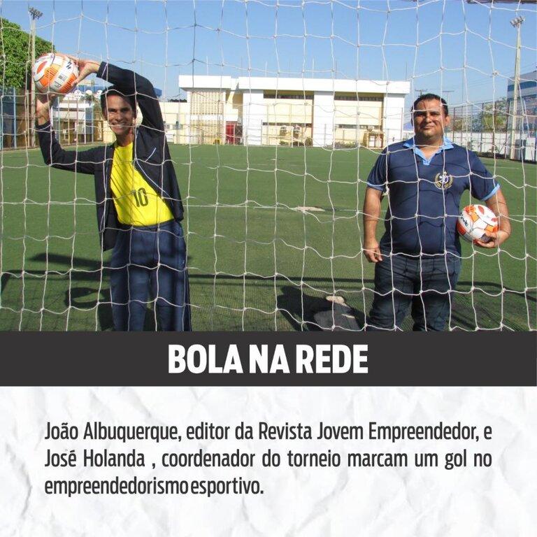 Começa preparação do Campeonato Jovem Empreendedor de Futebol Society 2021 - Gente de Opinião