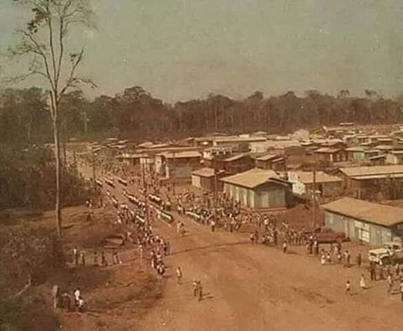 """FOTO DO DIA: 1980, Rondônia recebe milhares de novos moradores atraídos pelas oportunidades do """"eldorado"""". - Gente de Opinião"""
