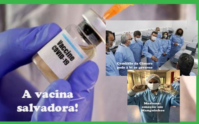 PF faz operação e vice governador Zé Jodan fala sobre o caso + Brasil produz a vacina de Oxford + Esquenta a sucessão em Ariquemes - Gente de Opinião