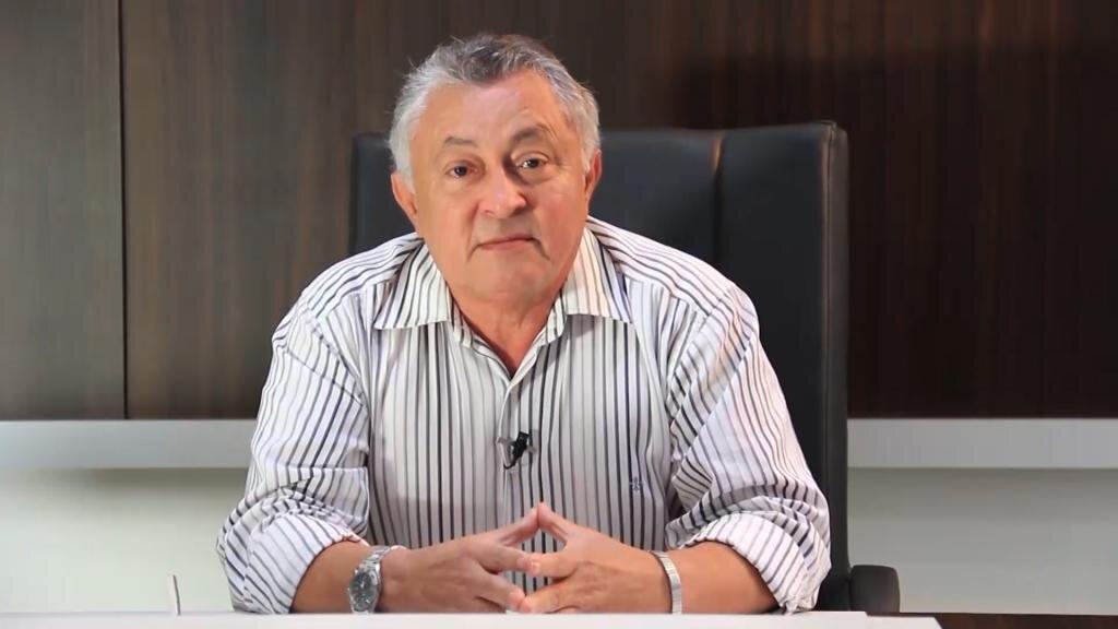 Empresário José Sálvio Coelho - Gente de Opinião