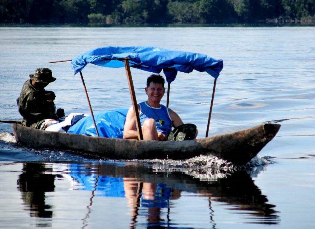 A Terceira Margem – Parte XVI - Momentos Transcendentais no Rio Negro Parte III - Gente de Opinião