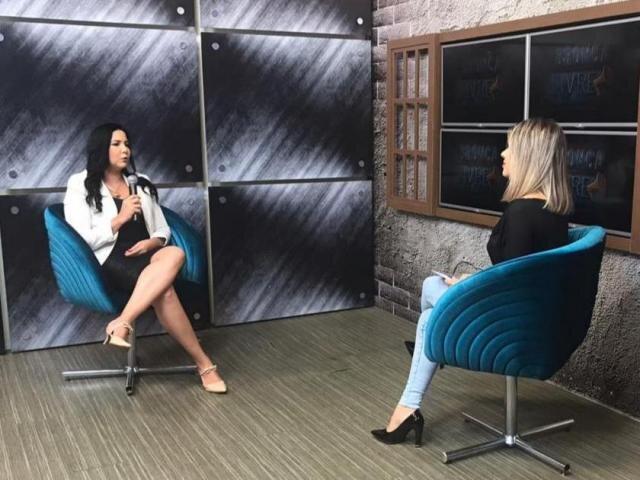 Cristiane Lopes debate sobre pré-candidatura à prefeitura de Porto Velho e ações em meio a pandemia da Covid-19 - Gente de Opinião