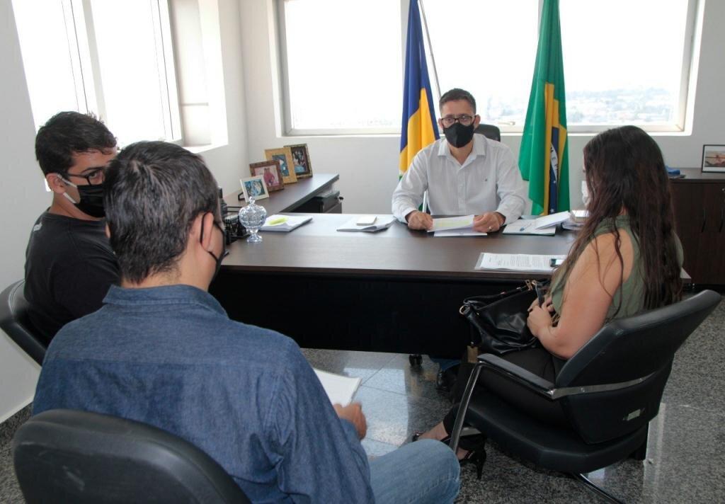 Deputado Anderson Pereira declara apoio aos servidores da Caerd na luta para manter seus empregos - Gente de Opinião
