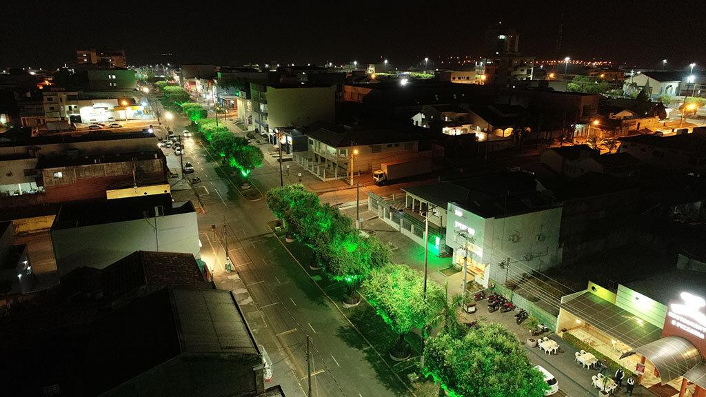 Cacoal: prefeitura revitaliza o paisagismo da cidade - Gente de Opinião
