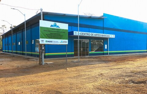 Ji-Paraná recebe Centro de Artes Marciais