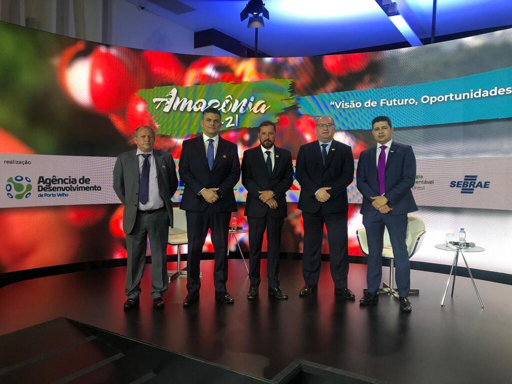 Prefeito Hildon Chaves participa da abertura do Fórum Mundial Amazônia +21 em Brasília - Gente de Opinião