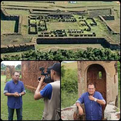 Forte Príncipe da Beira - Inaugurado no dia 20 de agosto de 1783, nosso Real Forte Príncipe da Beira completa hoje, 237 anos.