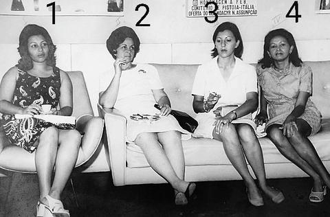 As Primeiras Damas de Porto Velho