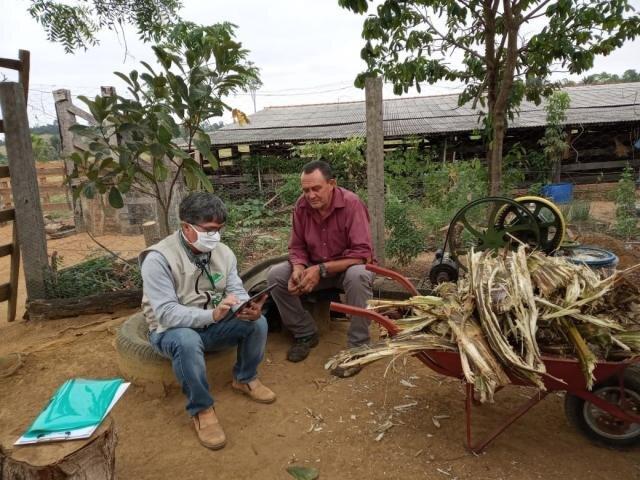 Assentamentos em Rondônia são supervisionados para titulação - Gente de Opinião