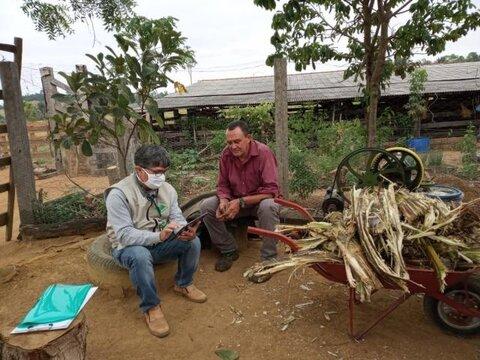 Assentamentos em Rondônia são supervisionados para titulação