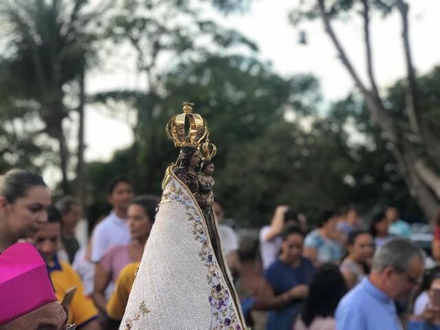 Lenha na Fogueira com 13 de setembro e a homenagem a Nossa Senhora de Nazaré - Gente de Opinião