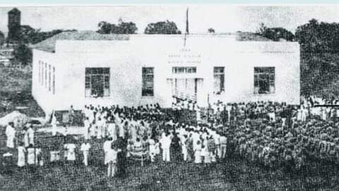 Território Federal do Guaporé - 77 anos