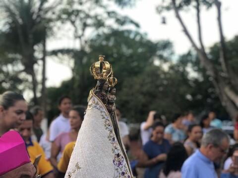 Lenha na Fogueira com 13 de setembro e a homenagem a Nossa Senhora de Nazaré
