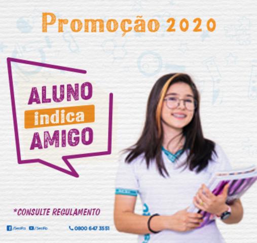 """SESI-RO lança campanha """"Aluno Indica Amigo"""" que dá descontos em mensalidade - Gente de Opinião"""