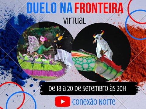 Lenha com o Duelo na Fronteira Virtual e o prêmio Boas Práticas