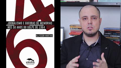 Lenha na Fogueira com o Duelo na Fronteira Virtual e o livro sobre jornalismo e ditadura militar