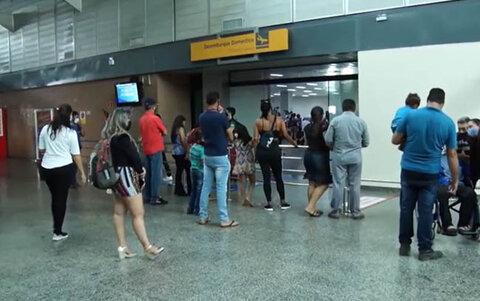 Confiança dos passageiros pode aumentar riscos de contaminação da COVID- 19 nos aeroportos