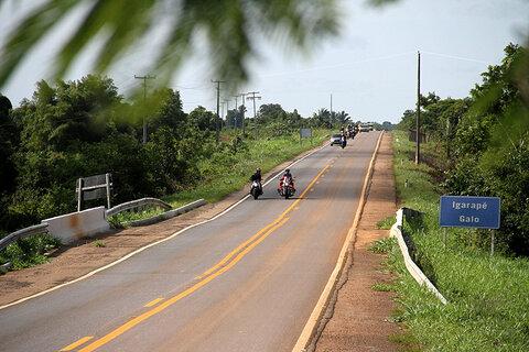 BR-319 ganha status de prioridade nacional e será pavimentada; rodovia liga Rondônia ao Amazonas