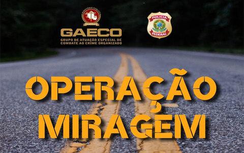 Ministério Público de Rondônia, com apoio da Polícia Federal, deflagra operação contra fraudes na aplicação de recursos públicos em Grupo de Trabalho do DER