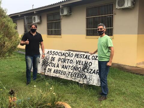 Setembro Verde - Vereador Waldemar Neto busca a inclusão social das pessoas com deficiência.