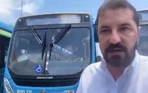 Sem transporte público, moradores de Porto Velho terão que se virar para sair e chegar em casa