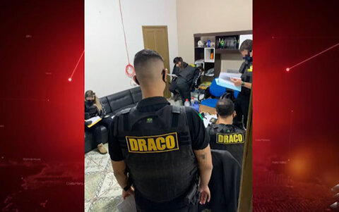 Polícia civil cumpre mandados de busca e apreensão no município de Urupá