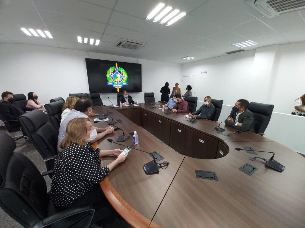 Em reunião na Assembleia Legislativa, servidores da Saúde voltam a cobrar envio do PCCR - Gente de Opinião
