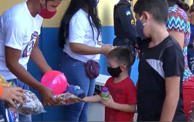 Sesdec leva presentes para as crianças do Orgulho do Madeira - Gente de Opinião