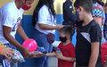 Sesdec leva presentes para as crianças do Orgulho do Madeira