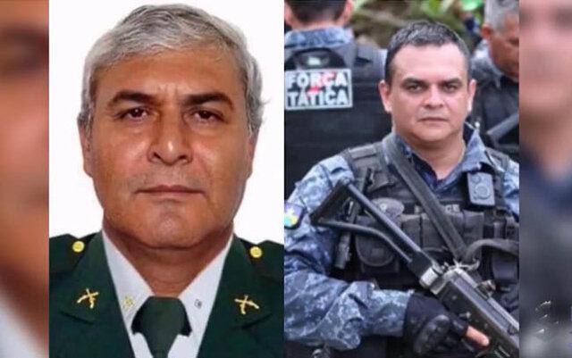 Suspeito do assassinato de PMs se entrega à polícia, mas nega que tenha envolvimento nas mortes - Gente de Opinião