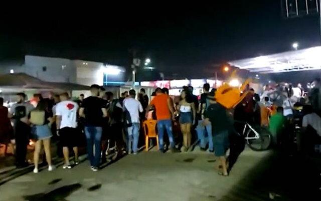 Moradores do bairro Liberdade estão vivendo noites de terror com aglomeração nos últimos meses - Gente de Opinião