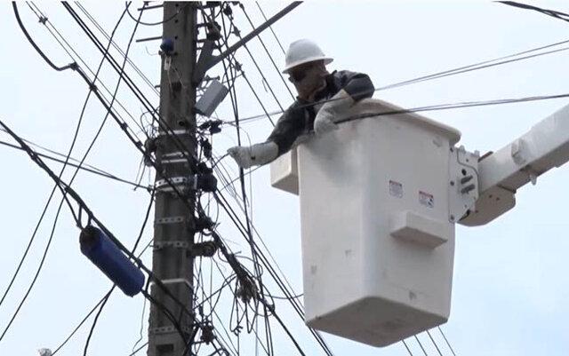 17 de outubro é o dia do eletricista, acompanhamos um pouco do trabalho deles - Gente de Opinião
