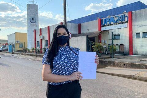 Cristiane Lopes homenageia os médicos em seu dia, heróis em tempos de pandemia